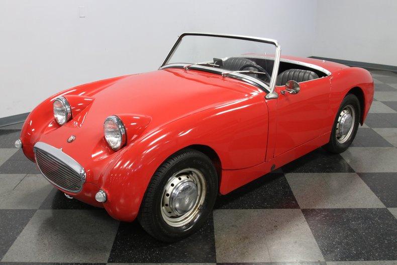 1958 Austin Healey Sprite 5