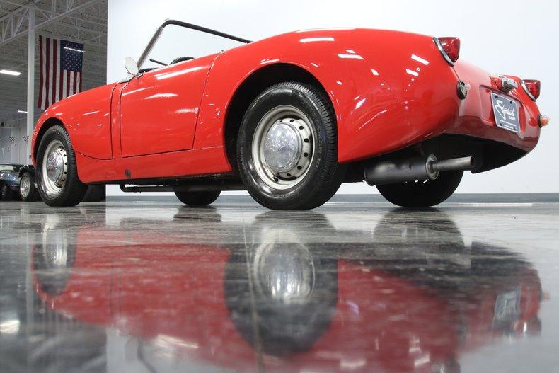 1958 Austin Healey Sprite 30