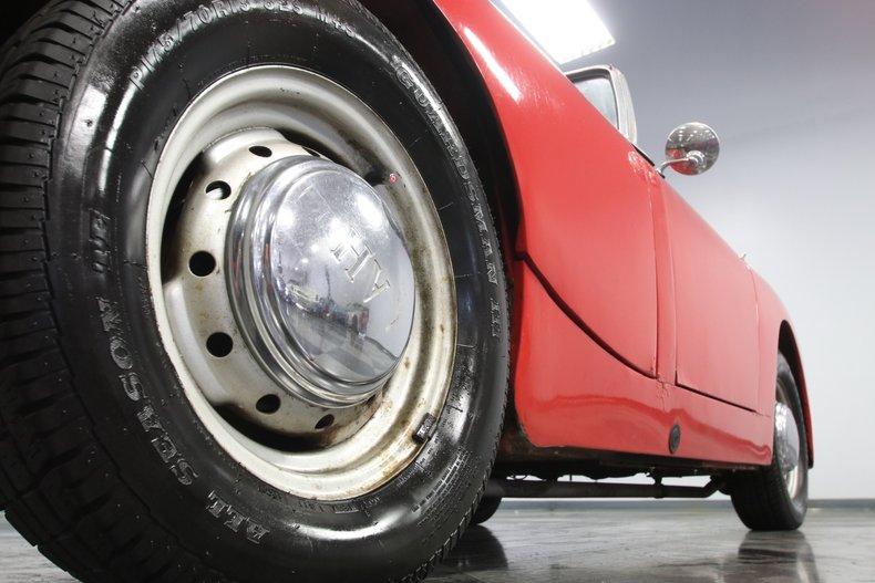 1958 Austin Healey Sprite 25