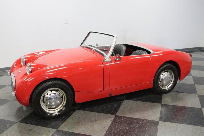 1958 Austin Healey Sprite 6