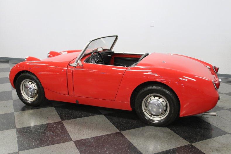 1958 Austin Healey Sprite 8