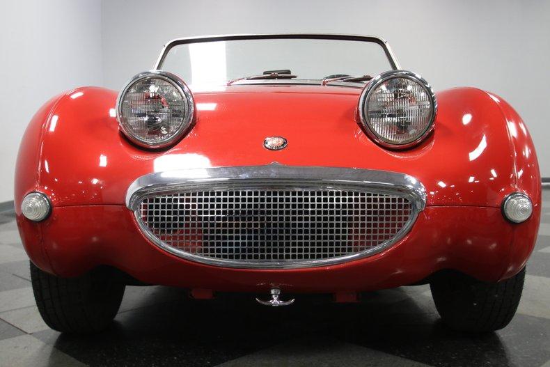 1958 Austin Healey Sprite 68