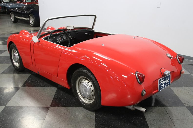 1958 Austin Healey Sprite 9