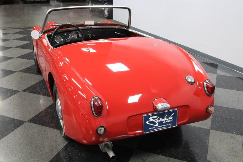 1958 Austin Healey Sprite 10