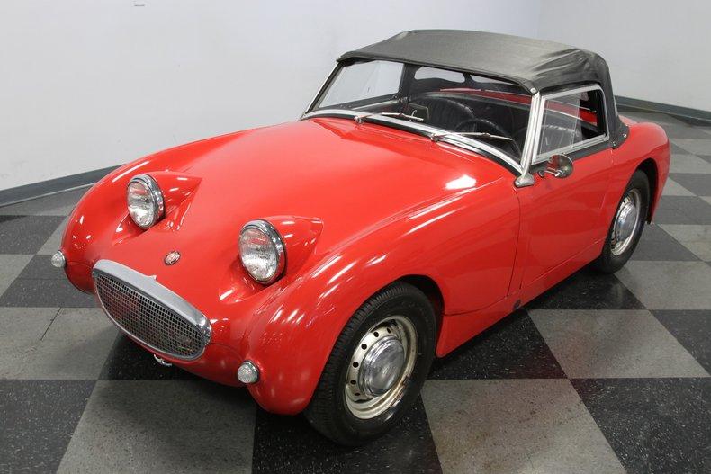 1958 Austin Healey Sprite 23