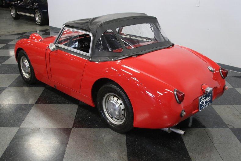 1958 Austin Healey Sprite 31