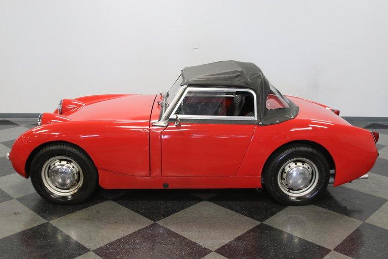 1958 Austin Healey Sprite 27