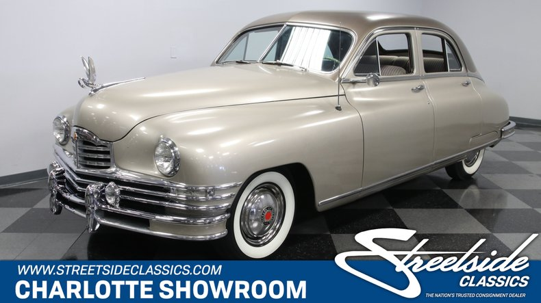 For Sale: 1948 Packard Deluxe 8