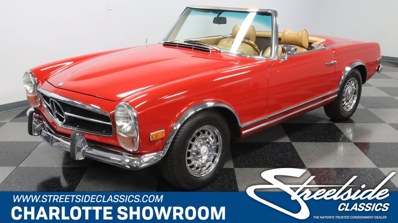 For Sale: 1971 Mercedes-Benz 280SL