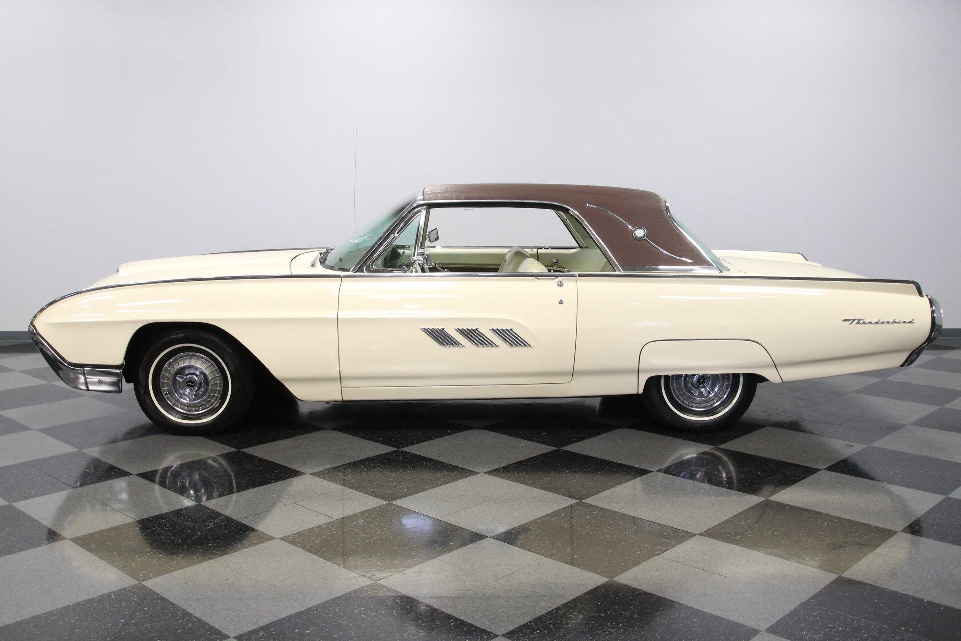 1963 ford thunderbird special edition principality of monaco