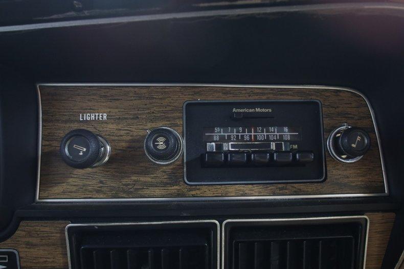 1977 AMC Matador 52