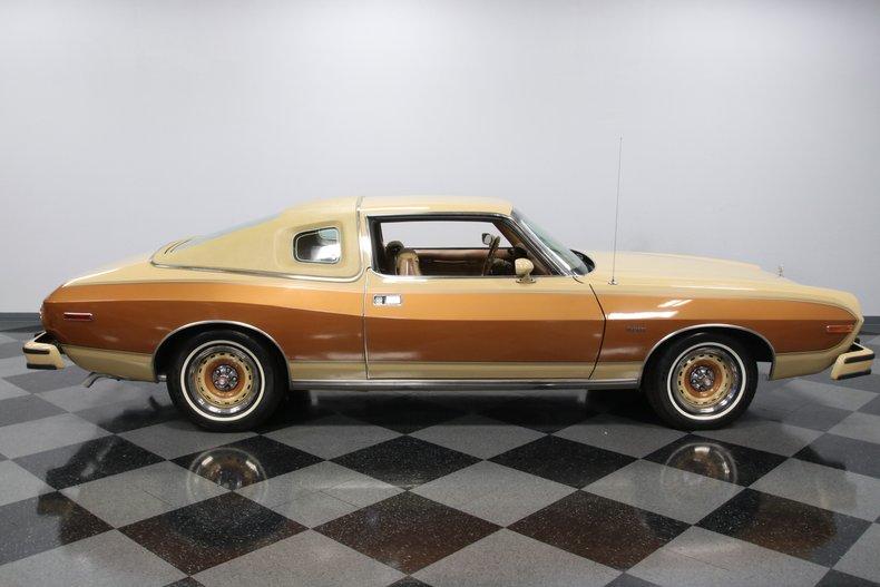 1977 AMC Matador 33