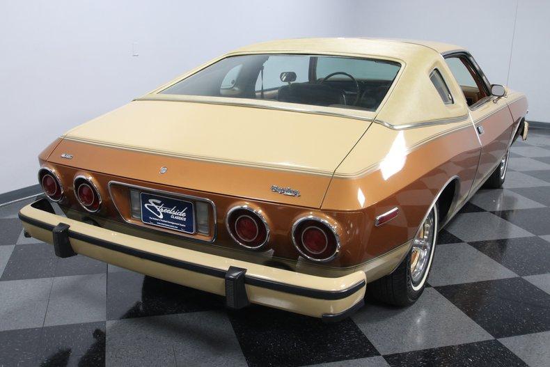 1977 AMC Matador 12
