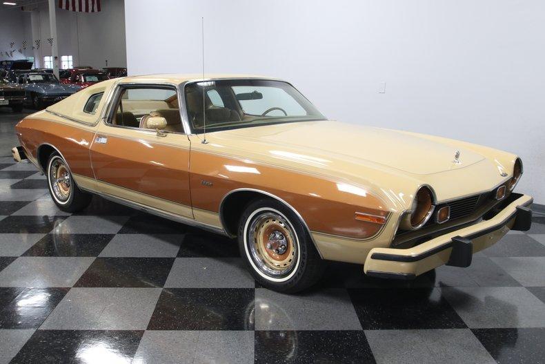 1977 AMC Matador 17