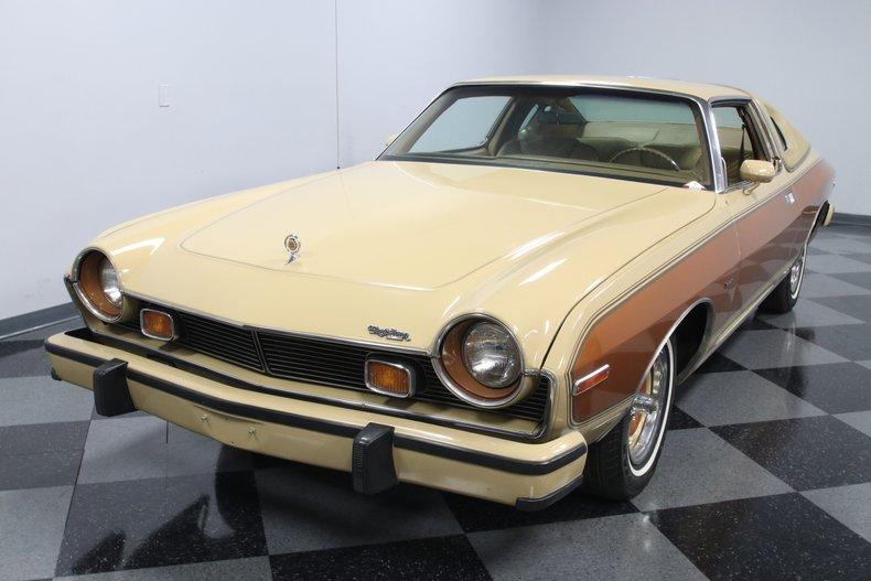 1977 AMC Matador 20