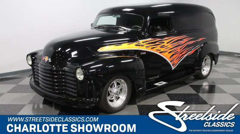 For Sale: 1954 GMC Panel Delivery