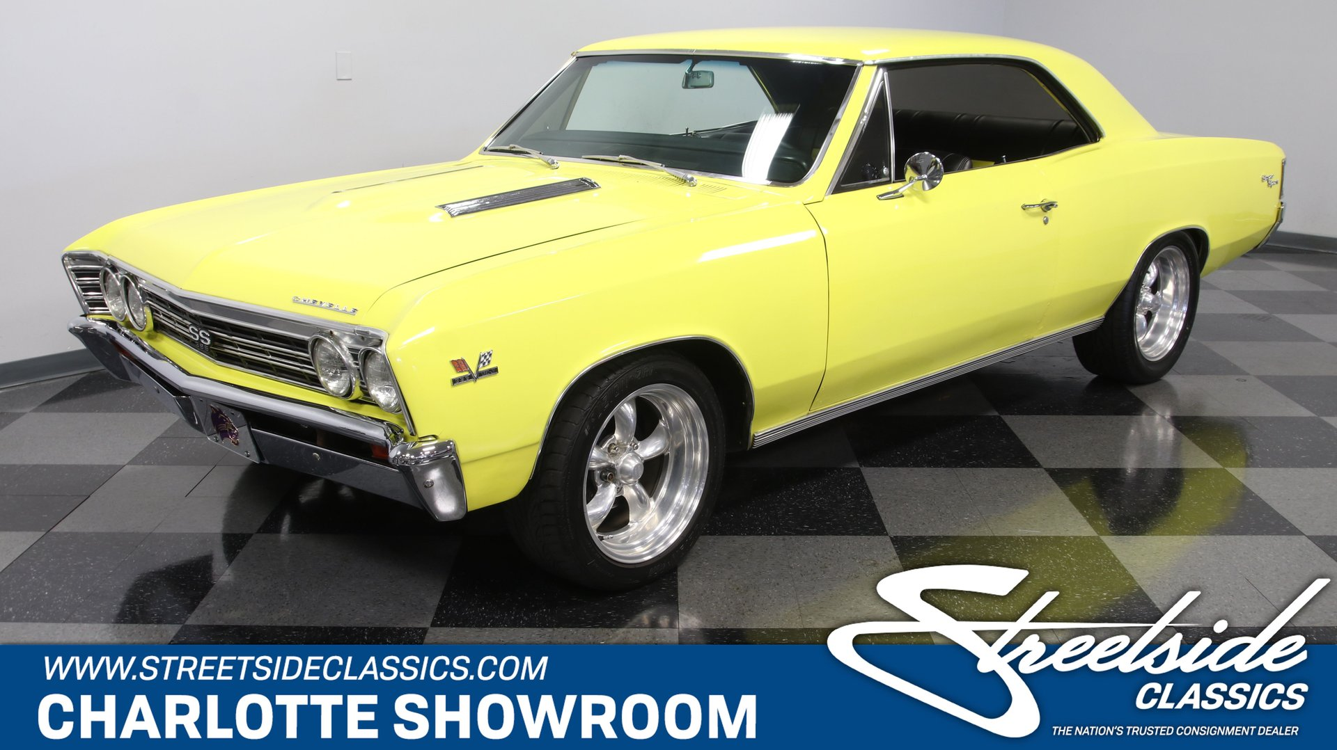 1967 Chevrolet Chevelle SS 454 Tribute for sale #169593
