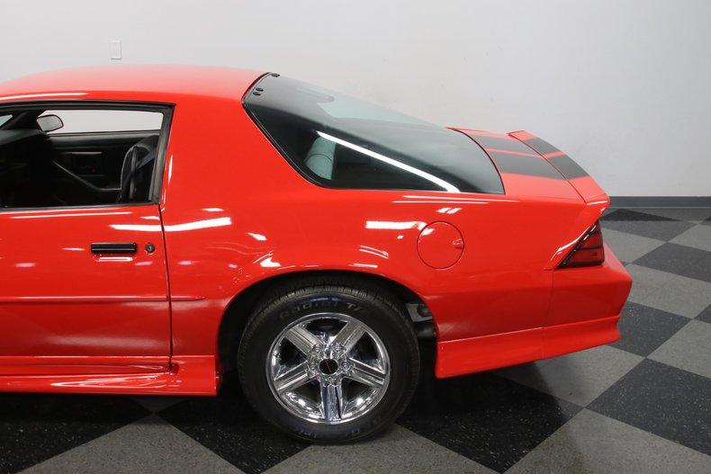 1992 Chevrolet Camaro RS Heritage Edition 25th Anniversary