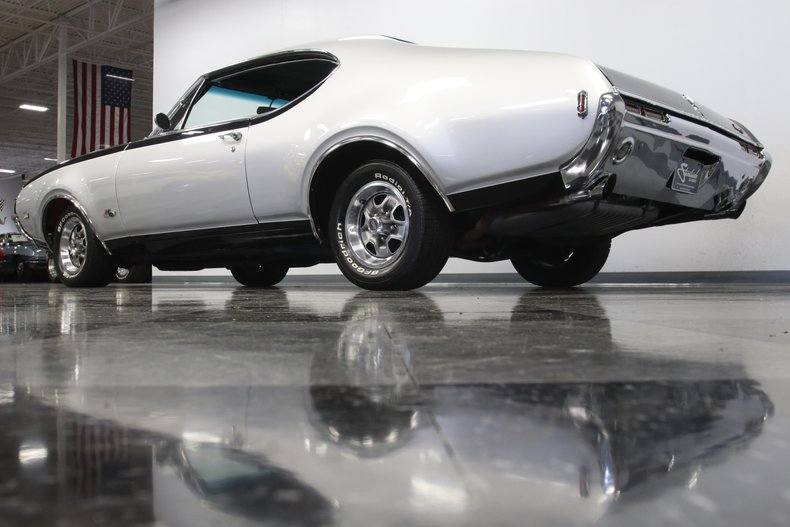 1968 Oldsmobile 442 Hurst/Olds for sale #125970 | MCG