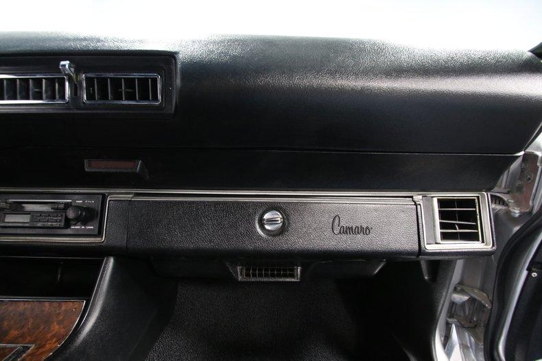 1971 Chevrolet Camaro 61