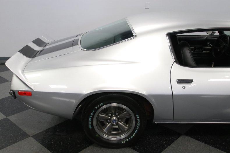 1971 Chevrolet Camaro 34