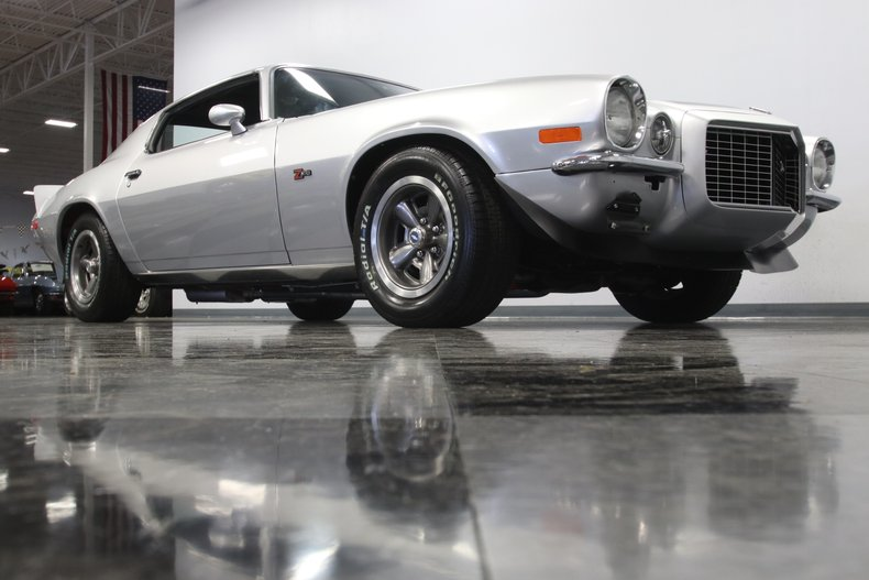 1971 Chevrolet Camaro 36