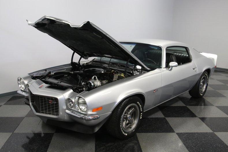 1971 Chevrolet Camaro 37