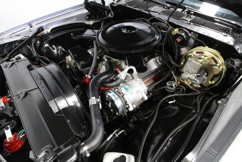 1971 Chevrolet Camaro 38