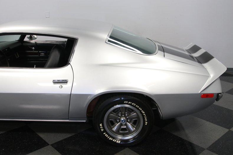 1971 Chevrolet Camaro 27