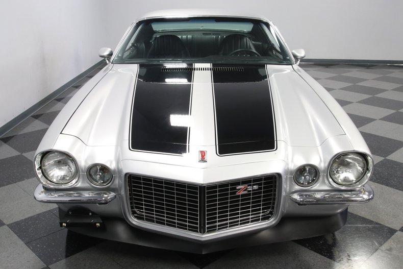 1971 Chevrolet Camaro 19