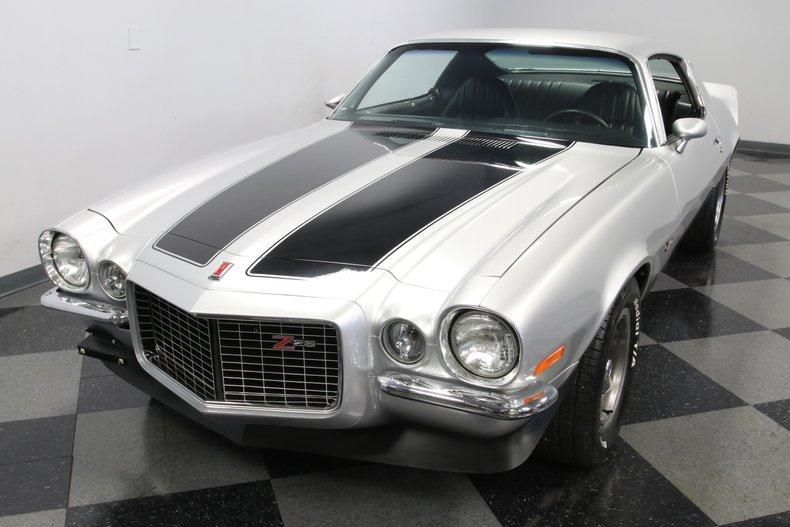 1971 Chevrolet Camaro 20