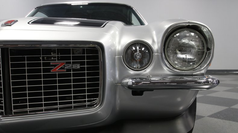 1971 Chevrolet Camaro 70