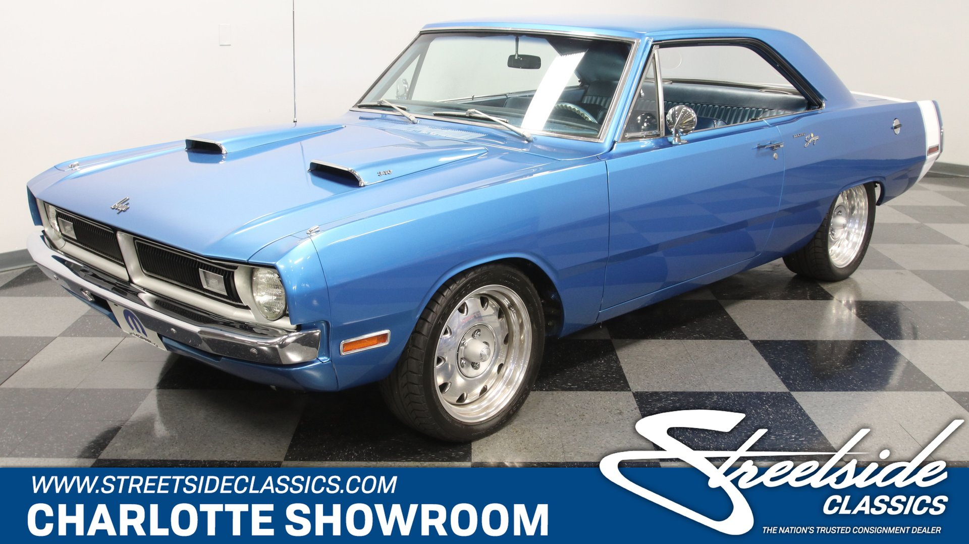 1970 Dodge Dart Classic Cars For Sale Streetside Classics The Nation S 1 Consignment Dealer