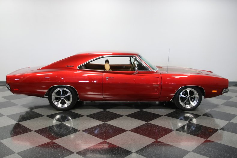 1969 Dodge Charger 33