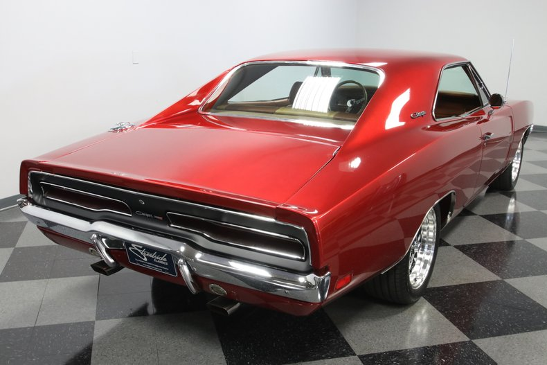 1969 Dodge Charger 12