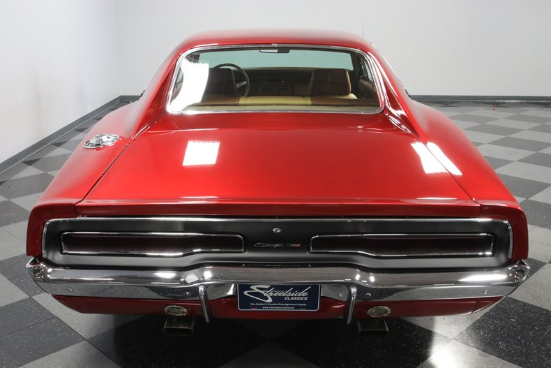 1969 Dodge Charger 11