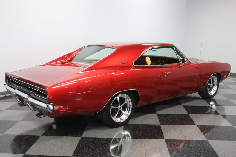 1969 Dodge Charger 13
