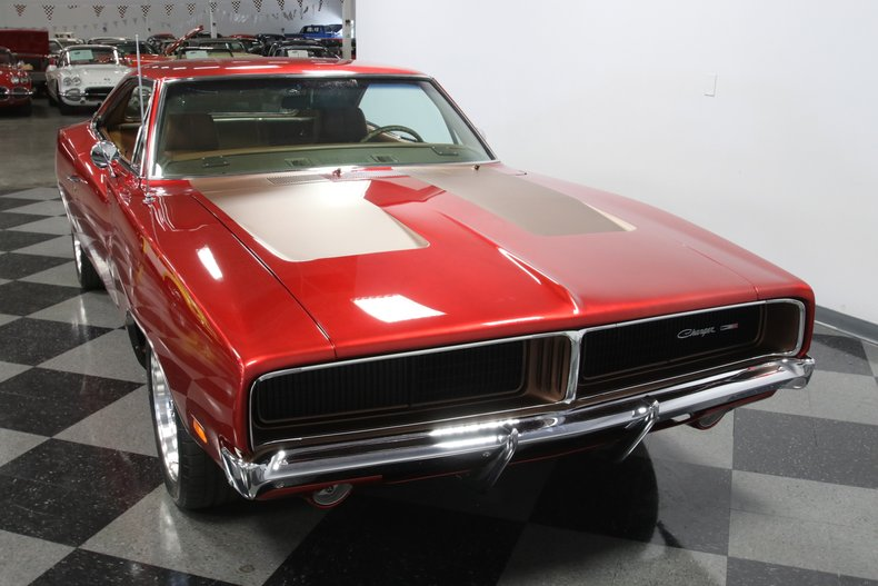 1969 Dodge Charger 18