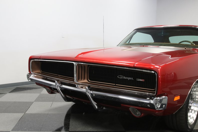 1969 Dodge Charger 23