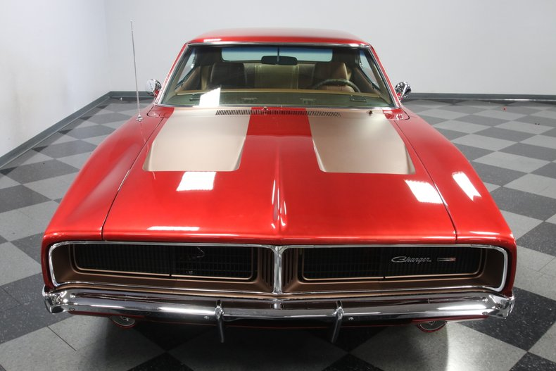 1969 Dodge Charger 21