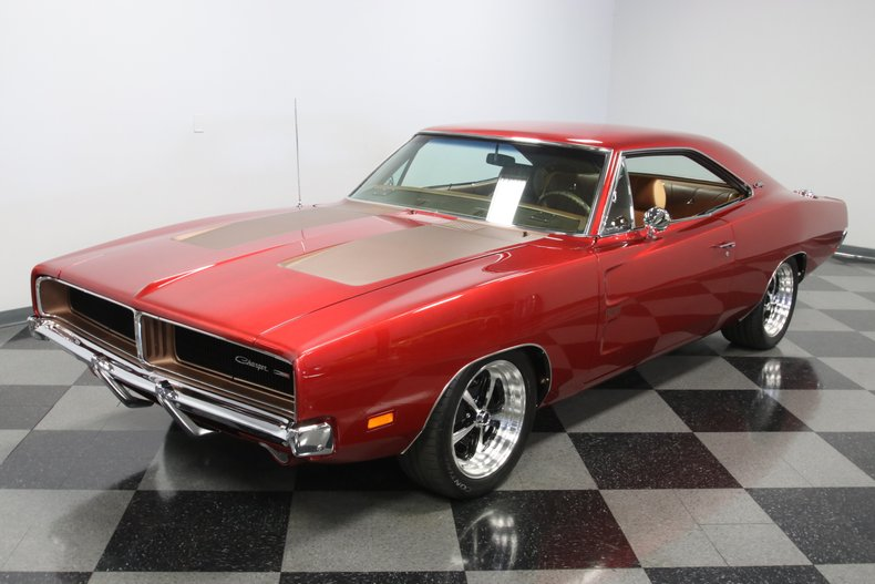 1969 Dodge Charger 22