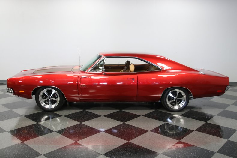1969 Dodge Charger 25