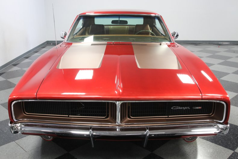 1969 Dodge Charger 19
