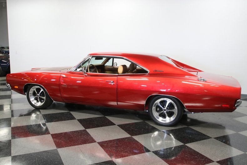 1969 Dodge Charger 8