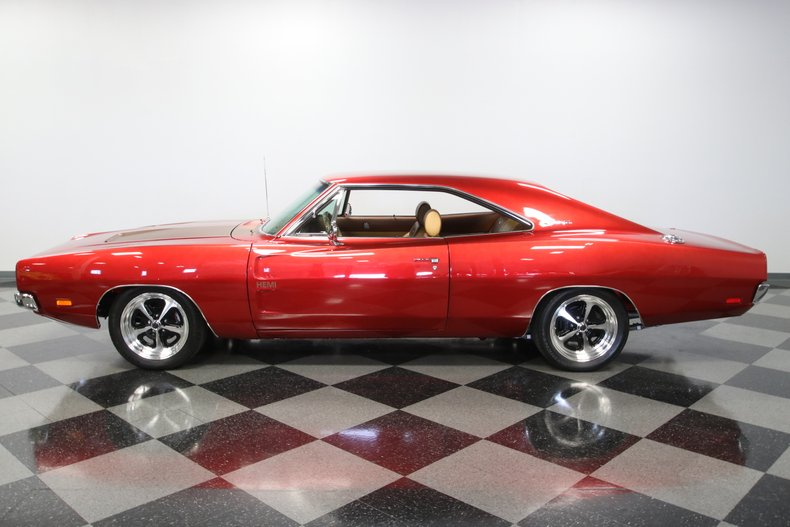 1969 Dodge Charger 7
