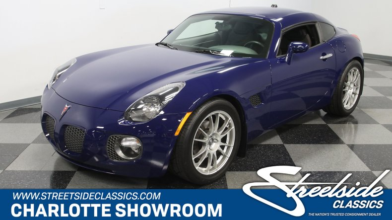 For Sale: 2009 Pontiac Solstice