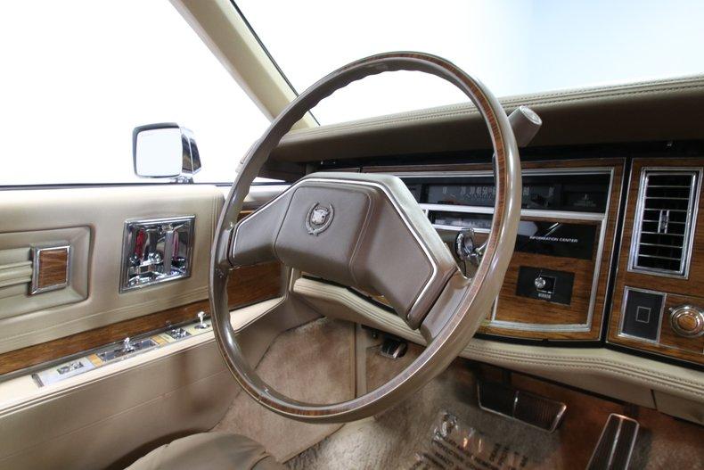 1980 Cadillac Eldorado 60