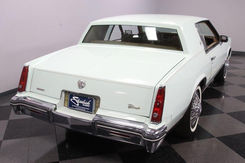 1980 Cadillac Eldorado 12