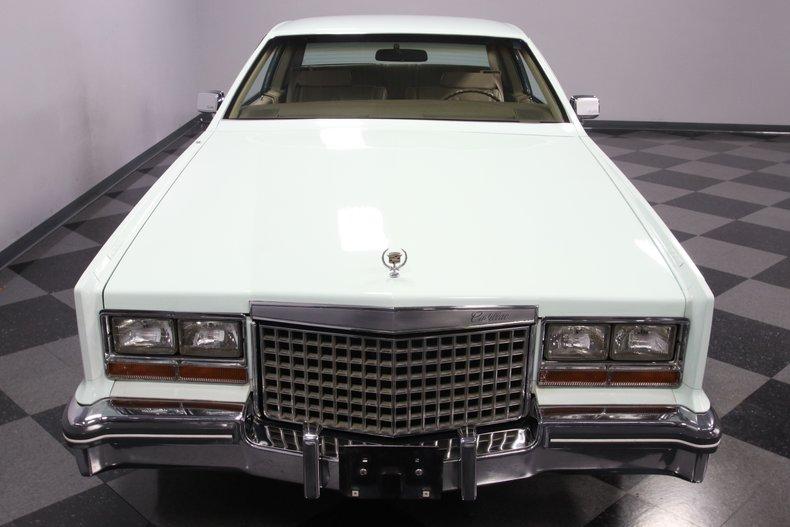 1980 Cadillac Eldorado 21
