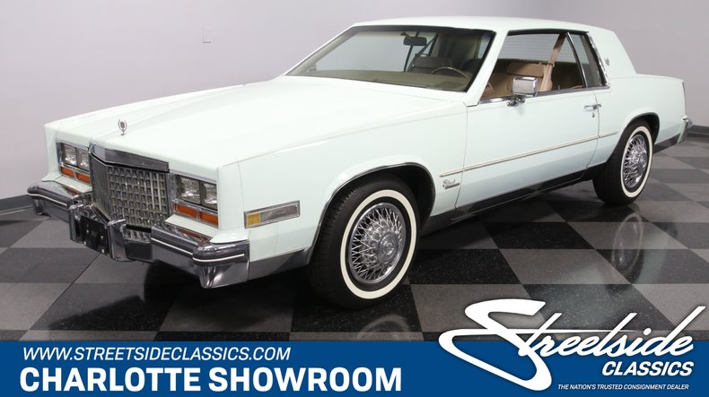 For Sale: 1980 Cadillac Eldorado